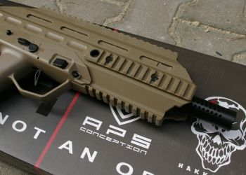 Warrior – APS UAR501 Hybrid DEB